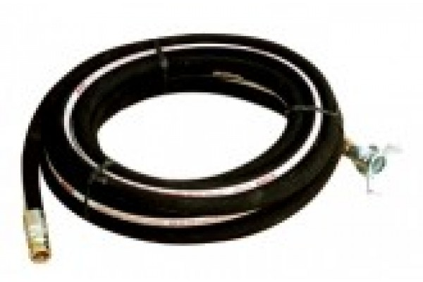 delivery hose with LEVA coupling