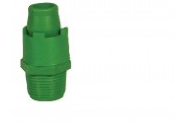 adapter grommet to drip irrigation