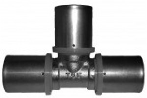 T - accesory multilayer pipe