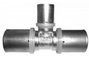 T reduction - accesory multilayer pipe