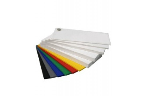 expanded pvc board - colors