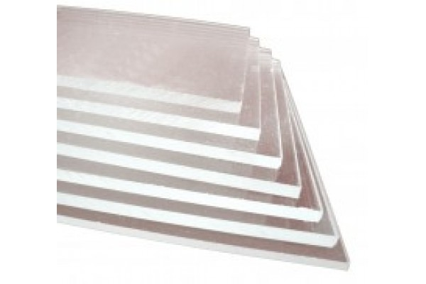acrylic crystal plate extrusion