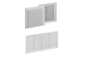 rectangular and square ventilation fixed grill
