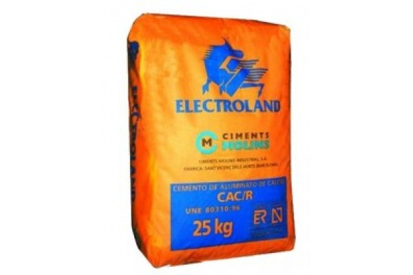 refractory cement - electroland