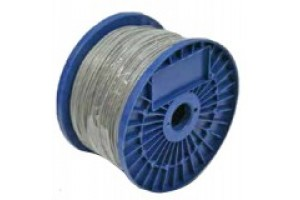 steel cable with plastic coating