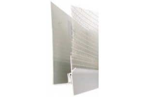 top joint profile (part D) cement board