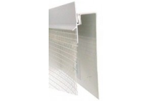 botom joint profile  (part E) cement board