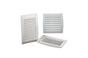 Ventilation grille in ABS