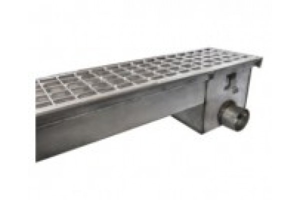 channel modular stainless and acessories