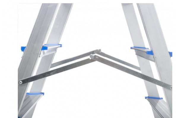 aluminum double ladder