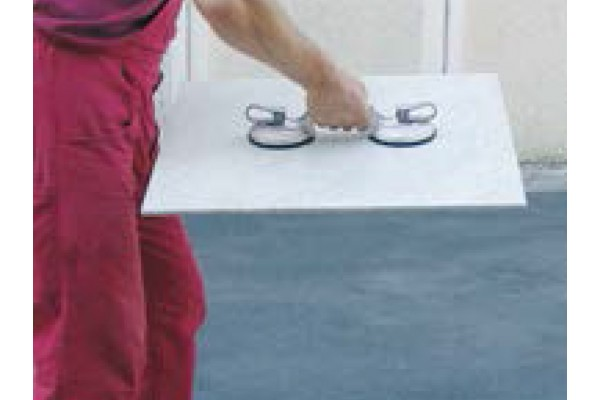 double suction pad