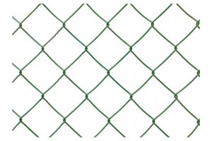 network plasticized (green)- loose mesh