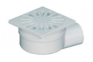 Drain Siphoned Adjustable PP