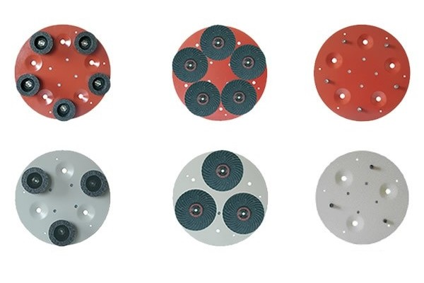 basis for various abrasive tools