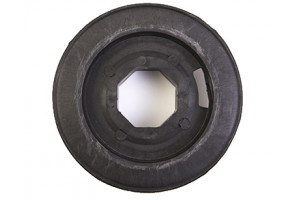 reducer top for octagonal tube