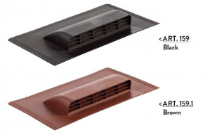 air vents for pitched roofs italprofili 159
