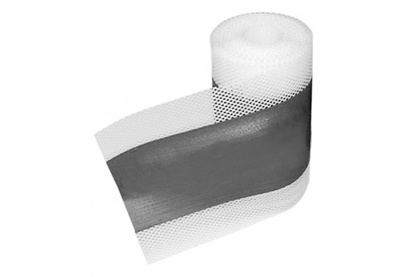 elastic rubber band  with polyester net