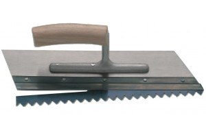tooth trowel
