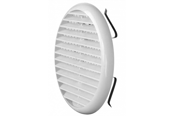 round grill on ABS or pvc