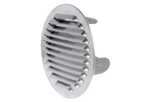 aluminum or stainless steel round ventilation grille 304