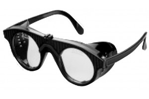 protective glasses with side protection