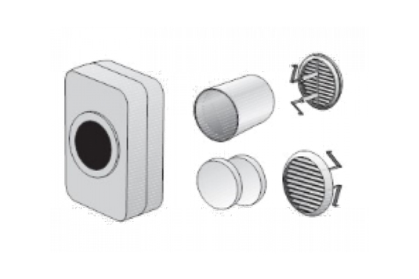 acoustic ventilation box