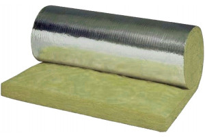 rock wool roll with aluminum Termolan MA230