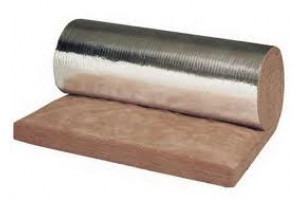 Termolan AC40/60 - roll with aluminum