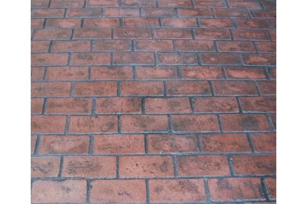 mold - running bond used brick FM 5100