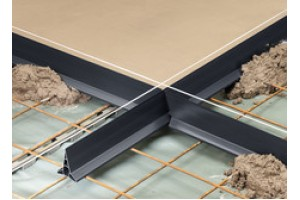 screed  joint profile