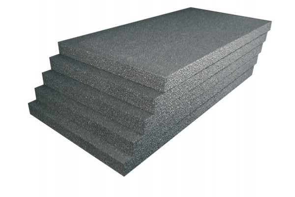 EPS board with graphite