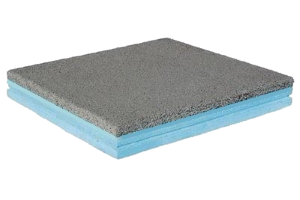 Thermal paving flags - passable coverage