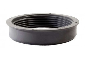 threaded ring - pvc pipe- domestic sewage