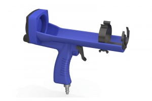 pistol for silicone